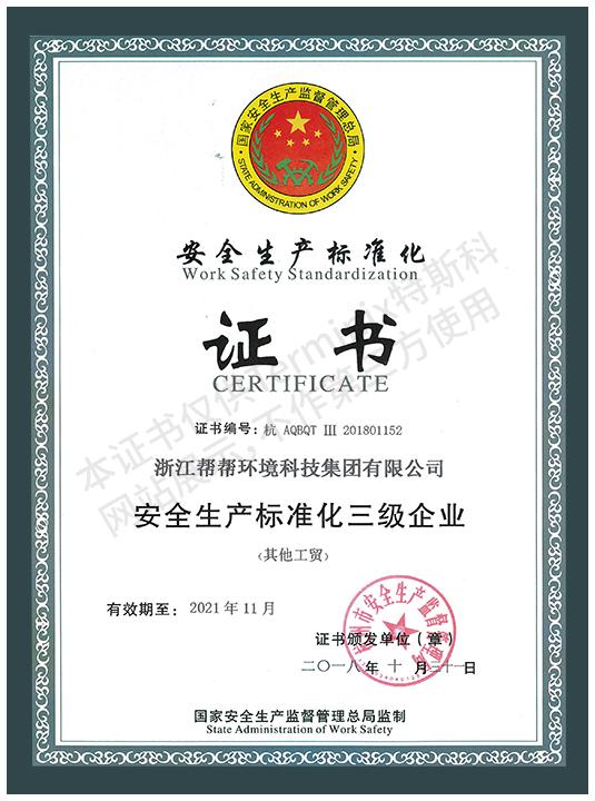 256-256_安全生产标准化三级企业